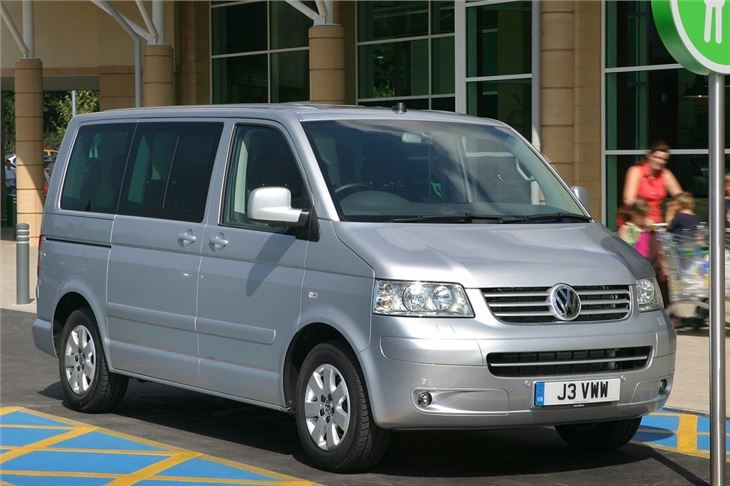 Volkswagen T5 Caravelle 2003 Car Review Honest John