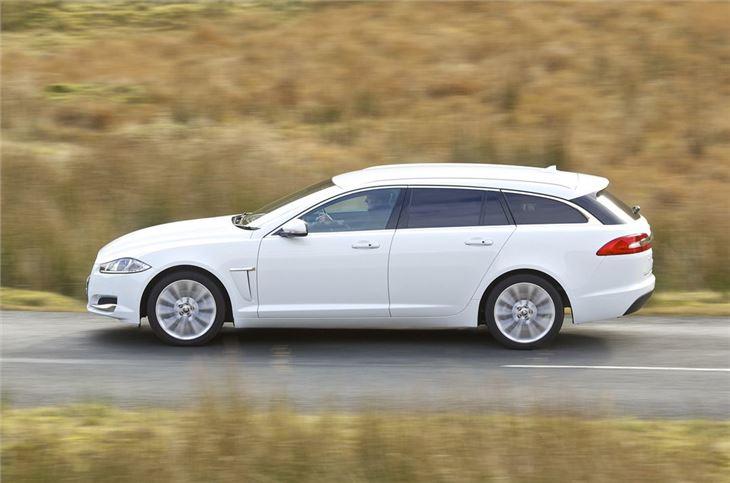Jaguar XF Sportbrake 2012  Car Review  Honest John