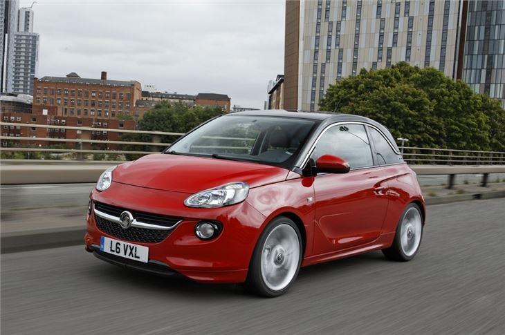 Vauxhall Adam Finance >> Vauxhall Adam 2013 - Car Review | Honest John