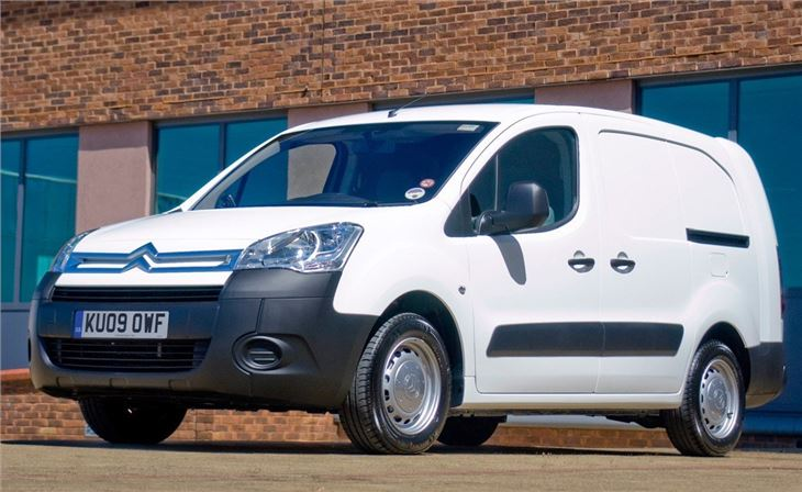 Used Work Vans >> Citroen Berlingo 2008 - Van Review   Honest John