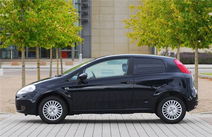 Fiat Punto Van 2007 Van Review Honest John