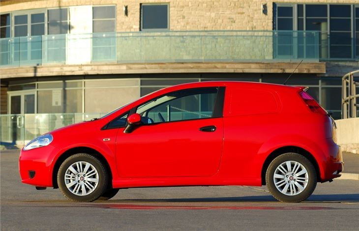Fiat Punto Van 2007 Van Review Honest John