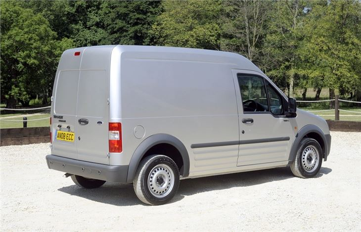 Ford Transit Connect 2002  Van Review  Honest John