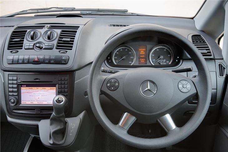 Mercedes Benz Vito 2003 Van Review Honest John