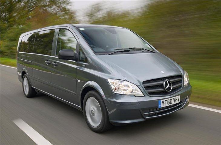 Mercedes Lease Offers >> Mercedes-Benz Vito 2003 - Van Review   Honest John