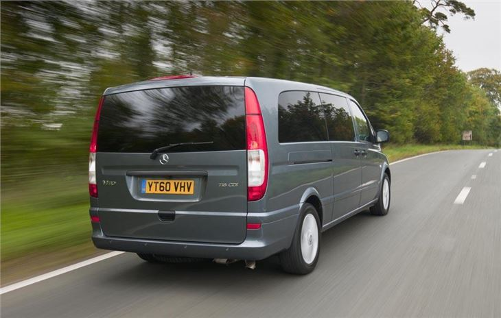 Mercedes Benz Vito 2003 Van Review Honest John