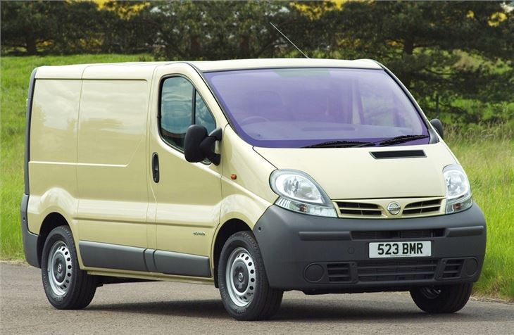 Nissan Primastar 2002 Van Review Honest John