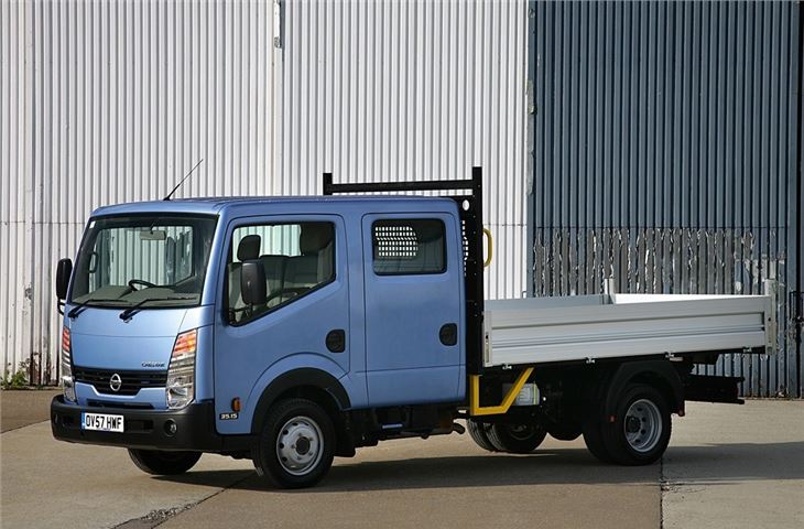 Nissan Cabstar 2007 Van Review Honest John