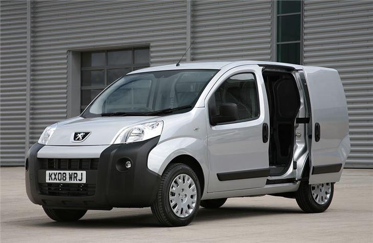 Passenger Van For Sale >> Peugeot Bipper 2008 - Van Review | Honest John