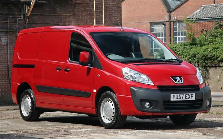 Peugeot Expert 2007 Van Review Honest John