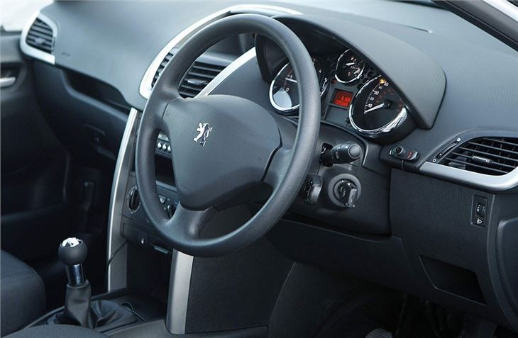 peugeot 207 van 2007 - van review | honest john