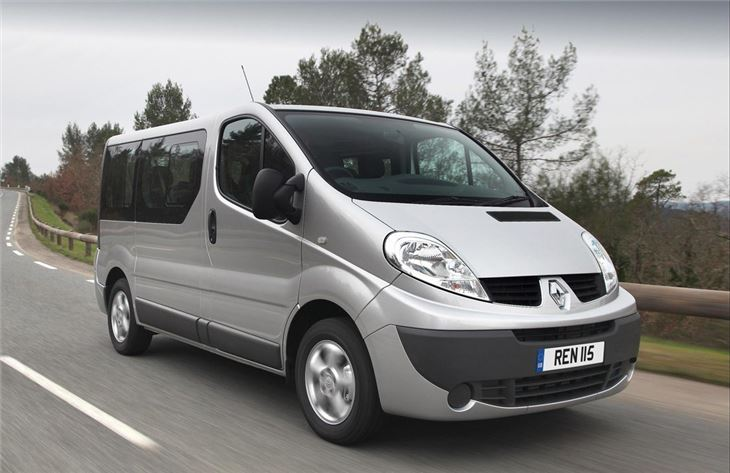 Renault Trafic 2001 Van Review Honest John