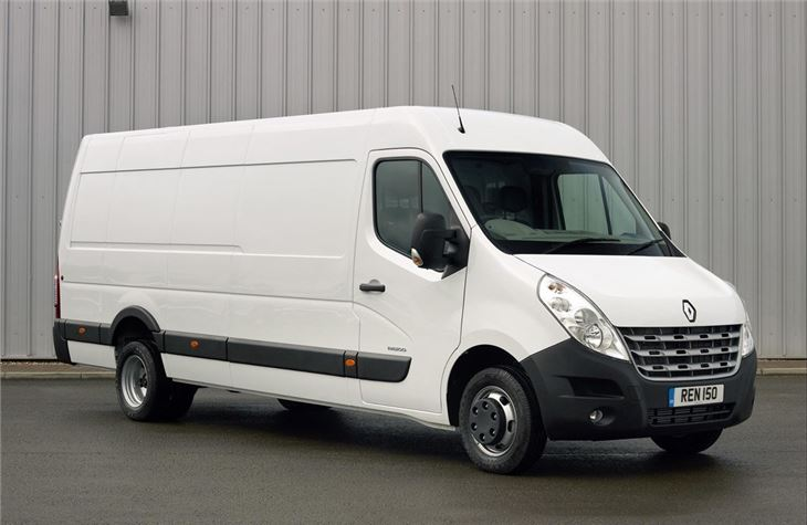 renault master 2010 van review honest john. Black Bedroom Furniture Sets. Home Design Ideas