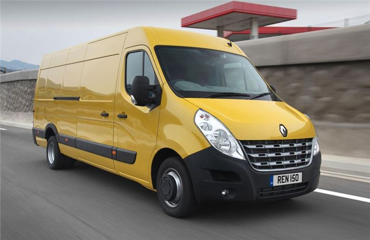 Renault master reliability