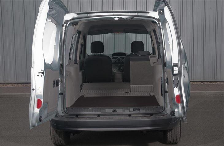 Renault Kangoo 2008 - Van Review | Honest John
