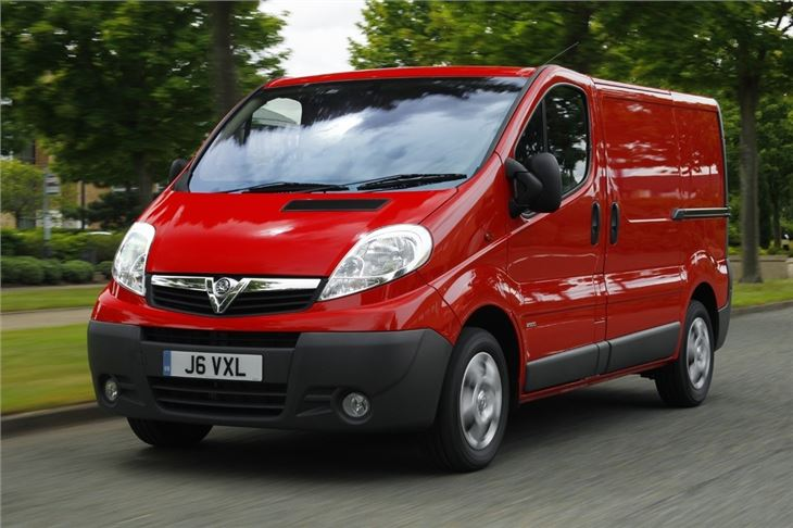 Used Ford Transit Connect >> Vauxhall Vivaro 2001 - Van Review | Honest John
