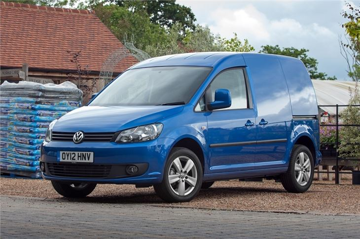 volkswagen caddy 2010 van review honest john. Black Bedroom Furniture Sets. Home Design Ideas