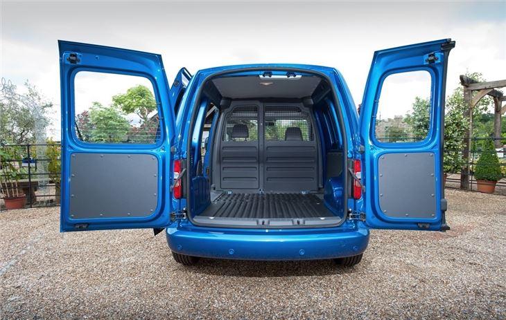Volkswagen Caddy 2010 Van Review Honest John