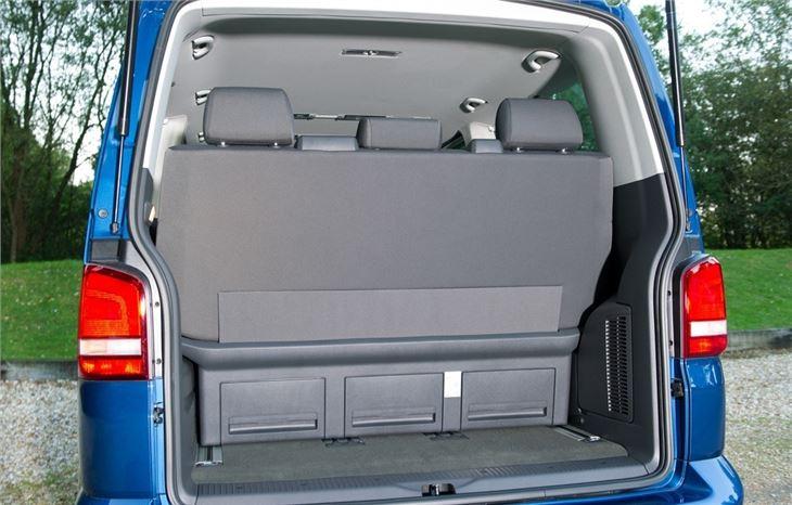 volkswagen caravelle t5 2010 - van review | honest john