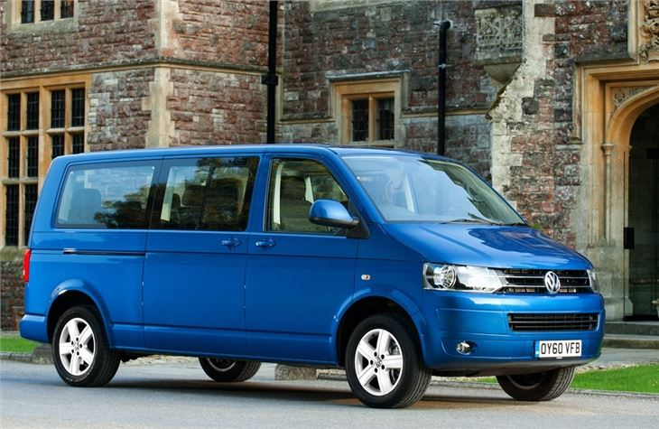 volkswagen t5 caravelle 2010 van review honest john. Black Bedroom Furniture Sets. Home Design Ideas