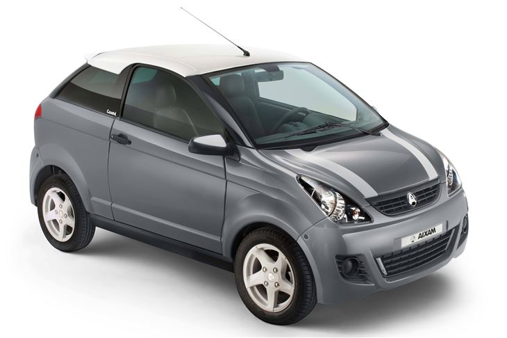 New Aixam Car Can Be Driven By 16 Year Olds Motoring News Honest
