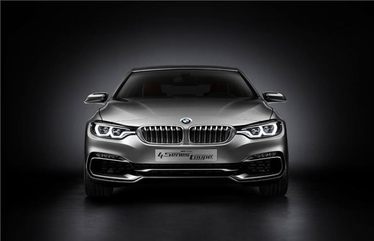 BMW Reveals New Series Coupe Motoring News Honest John - 2012 bmw 4 series