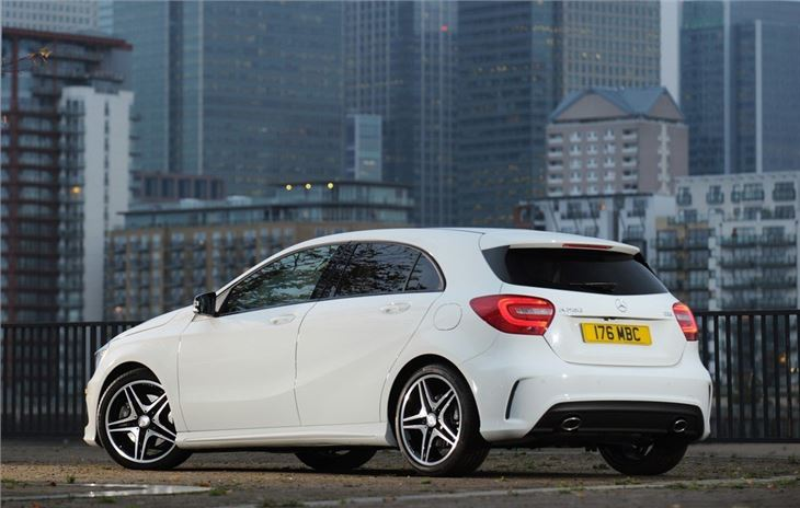Mercedes-Benz A-Class 2012 - Car Review | Honest John