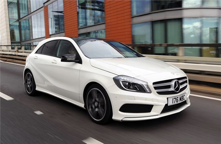 Mercedes Benz A Class 2012 Car Review Honest John