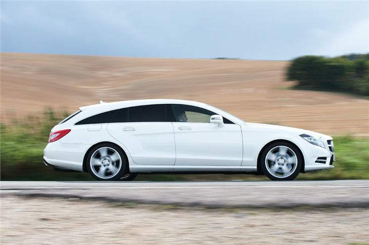 Mercedes Benz Cls Shooting Brake 2012 Car Review