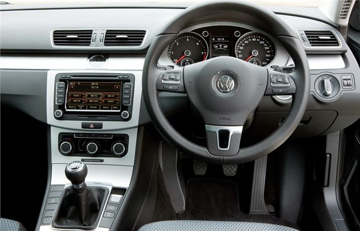 Volkswagen Passat 2011 Car Review Honest John