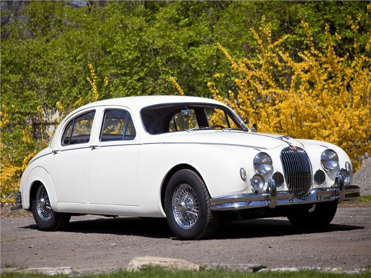 Jaguar Mk1 Classic Car Review Honest Johnrhclassicshonestjohncouk: Jaguar Wiring Diagram For 1959 Mk1 At Gmaili.net