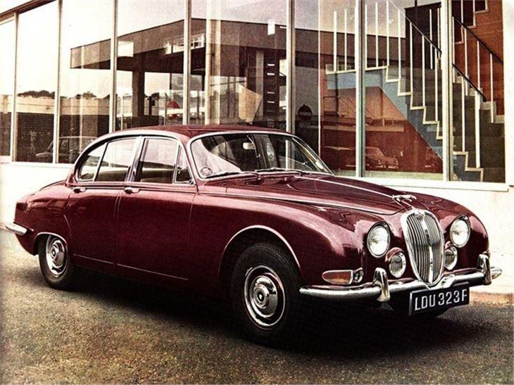 Jaguar S-type - Classic Car Review   Honest John