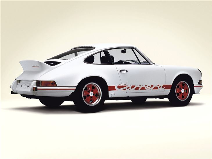 Porsche 911 1963 1974 Classic Car Review Honest John