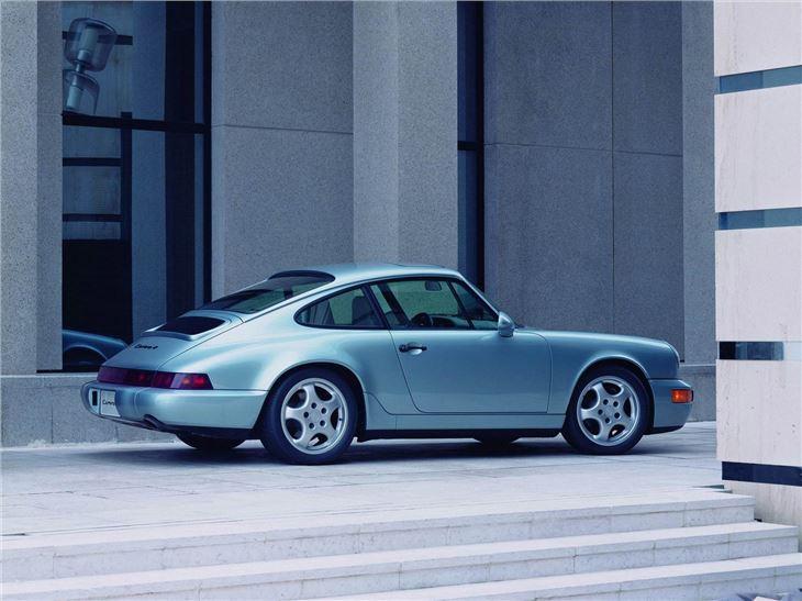 Porsche 911 Type 964 Classic Car Review Honest John