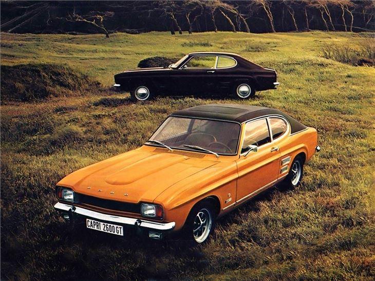 Ford Capri Mk1 Classic Car Review Honest John