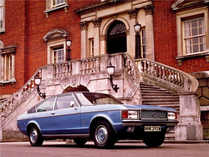 ford consul granada mk1 classic car review honest john