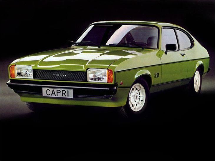 Image result for ford capri mk2