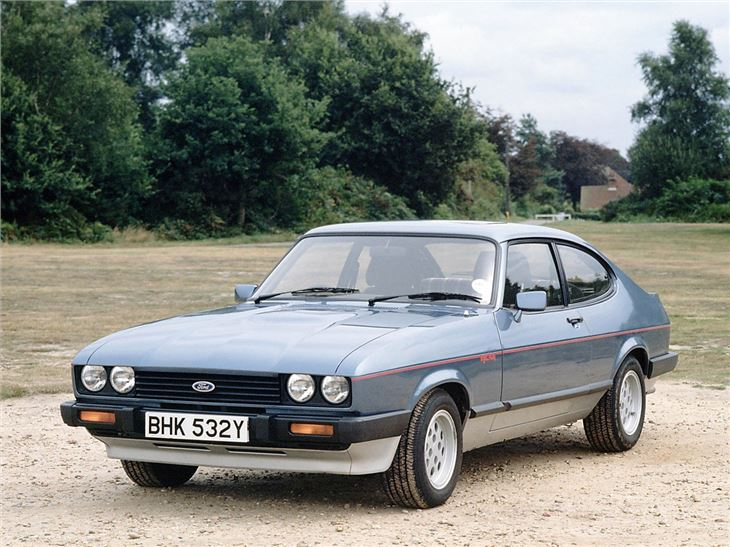 Ford Capri Mk3 (1978 - 1987) & Ford Capri Mk3 - Classic Car Review | Honest John markmcfarlin.com
