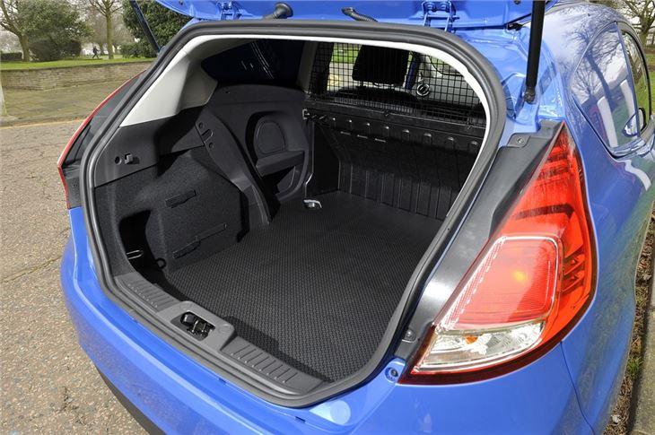 Ford Fiesta Van 2013 Van Review Honest John