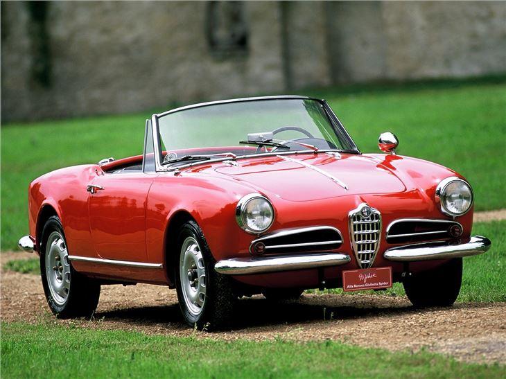 Alfa Romeo Giulietta Classic Car Review Honest John