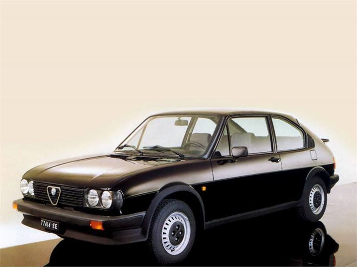 Alfa Romeo Alfasud and Sprint - Clic Car Review | Honest John