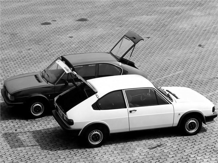 Sprint Cars For Sale >> Alfa Romeo Alfasud and Sprint - Classic Car Review ...