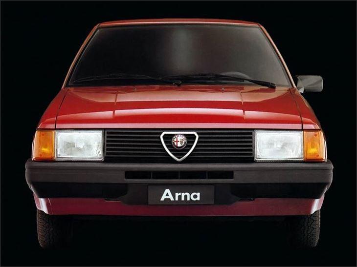 Alfa Romeo Arna on Alfa Romeo Spider 1986 For Sale