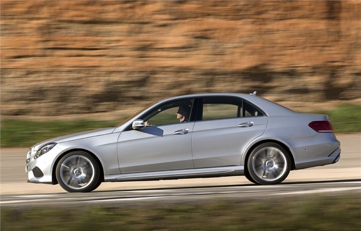 Mercedes benz e class 2013 road test road tests honest for Mercedes benz 700 series price