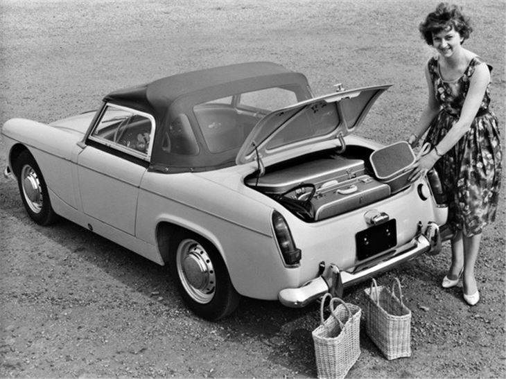 Mg Midget Buyers Guide