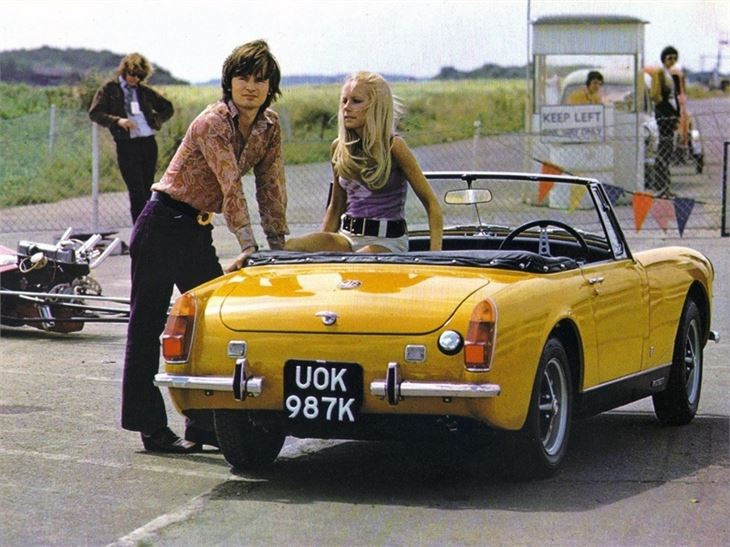 Mg Midget Classic Car Review Honest John