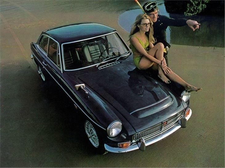 MG MGC - Classic Car Review   Honest John
