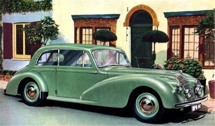 AC 2-litre - Classic Car Review | Honest John