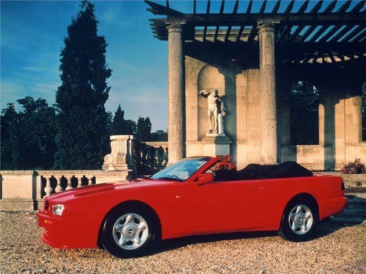 Aston Martin Virage Classic Car Review Honest John