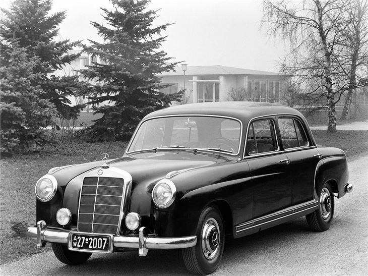 Mercedes-Benz 180-220 - Classic Car Review | Honest John